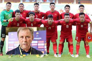 HLV trưởng Thái Lan: 'Việt Nam là đối trọng, AFF Cup chỉ làm nền cho Asian Cup 2019'