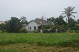 Long An: Vợ tử vong, chồng bất tỉnh trong căn nhà giữa cánh đồng