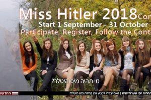 Trang mạng Nga phải xóa cuộc thi Hoa Hậu Hitler 2018