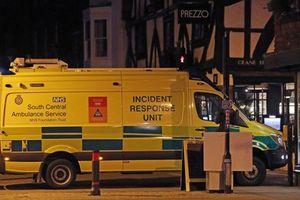 Anh: Lại xảy ra vụ ngộ độc tại nhà hàng ở Salisbury, 2 người nhập viện