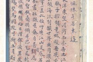 Dấu ấn quan hệ Việt Nam-Nhật Bản qua tài liệu lưu trữ quốc gia