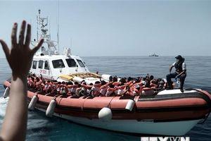 EU thương lượng với các nước châu Phi về vấn đề người di cư