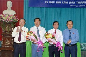 An Giang họp bất thường, bầu bổ sung một Phó Chủ tịch UBND tỉnh