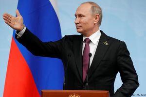 Ông Putin ra lệnh tăng cường bảo vệ các căn cứ ở Syria