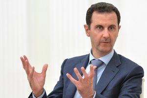 Tổng thống Syria gửi thư cho ông Putin sau sự cố bắn rơi IL-20