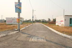 Hóc Môn khuyến cáo tình trạng rao bán đất nền bất hợp pháp