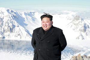 Hai nhà lãnh đạo Triều Tiên và Hàn Quốc đến thăm núi Trường Bạch