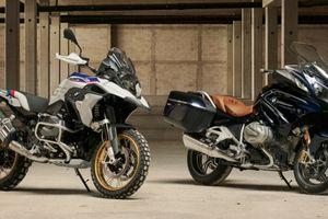 BMW Motorrad giới thiệu bộ đôi R 1250GS và R 1250RT thế hệ mới
