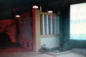 Hỗn chiến kinh hoàng tại quán karaoke làm 5 thanh niên bị thương nặng