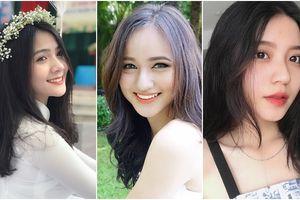 Diểm danh những nữ sinh bằng tuổi Trần Tiểu Vy được dân mạng hết mực yêu mến vì vẻ ngoài xinh như Hoa hậu