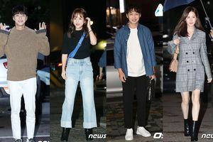 Chưa từng có tại Hàn: Tiệc liên hoan của 4 phim tổ chức cùng giờ cùng địa điểm và đều vắng diễn viên chính