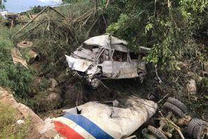 Vụ tai nạn thảm khốc ở Lai Châu: Lỗi do tài xế xe bồn khi đổ dốc
