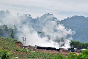 Quảng Nam: Khổ vì nhà máy chế biến cau gây ô nhiễm