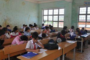 Gia Lai: Trường học bị 'tra tấn' bởi mùi hôi thối từ cơ sở thu mua mủ cao su