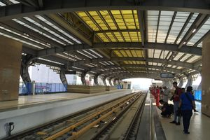 Tàu Cát Linh - Hà Đông chính thức chạy thử toàn tuyến