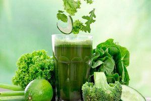 Muốn ngừa ung thư nên thường xuyên ăn rau củ màu xanh