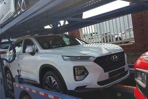 Thực hư thông tin Hyundai Santa Fe 2019 ra mắt vào tháng 11/2018