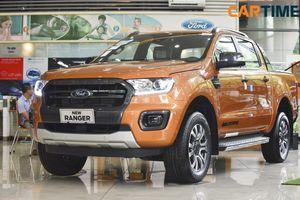 Chi tiết Ford Ranger Wildtrak 2018 tại đại lý ở Hà Nội