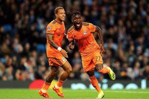 Man City bất ngờ bị Lyon hạ gục ngay trên sân nhà