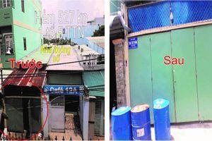 Cơ sở tái chế nhựa 'tra tấn' khu dân cư