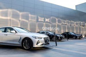 Genesis G70 2019 chốt giá từ 811 triệu VNĐ, quyết cạnh tranh với sedan Đức