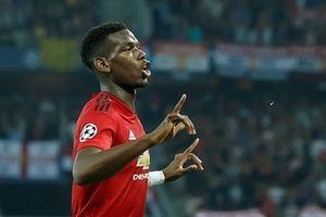 Pogba tỏa sáng, Man Utd khởi đầu như mơ tại Champion League