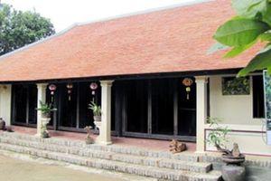 Hơn 3,6 tỷ đồng tu bổ 5 ngôi nhà rường làng cổ Phước Tích