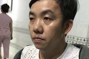 Tên cướp ngân hàng ở Tiền Giang đã tử vong