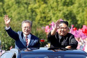 Tỷ lệ ủng hộ Tổng thống Hàn Quốc tăng cao sau chuyến thăm Triều Tiên