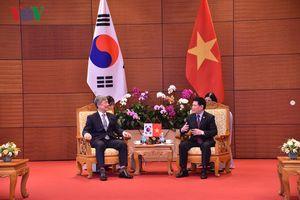 Tổng Kiểm toán Nhà nước Việt Nam hội đàm Tổng Thư ký ASOSAI