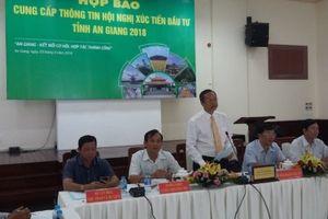 An Giang tổ chức Hội nghị Xúc tiến đầu tư vào ngày 29/9