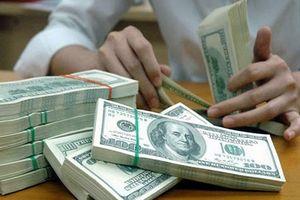 Giá USD tại ngân hàng tăng lên 23.360 VND