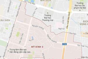 Hà Nội: Chuẩn bị điều chỉnh địa giới 3 quận Cầu Giấy, Nam - Bắc Từ Liêm