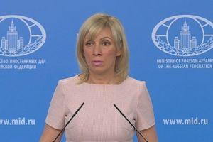 Nga yêu cầu Israel giải thích chi tiết vụ IL-20 bị bắn rơi