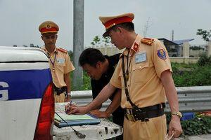 Xe vi phạm quy định về môi trường, an toàn kỹ thuật sẽ bị xử lý nghiêm