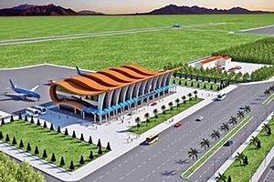 Sân bay Phan Thiết có thể đón tới 2 triệu khách/năm