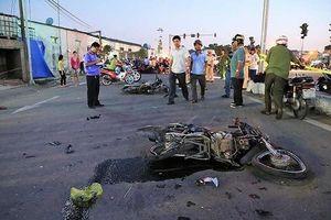 Thông tin mới bất ngờ về vụ xe khách tông chết 2 đứa trẻ