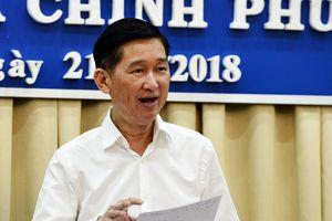 UBND TP.HCM xin lỗi nhân dân vì sai phạm ở Thủ Thiêm