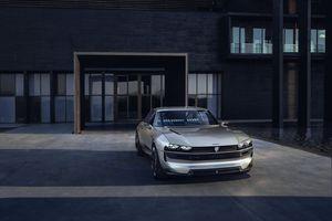 Peugeot ra mắt xe điện với 16 màn hình bên trong nội thất