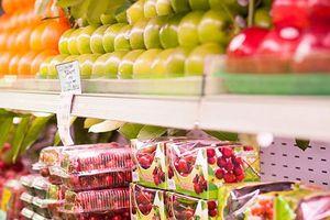 Trái cây tăng giá trước Tết Trung thu