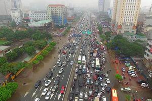 Hà Nội: Chỉ số chất lượng không khí tại Minh Khai liên tiếp tăng cao