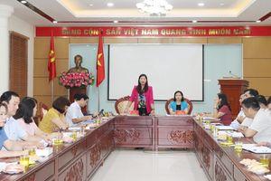 Hà Nội: Gặp mặt các đại biểu dự Đại hội Công đoàn Việt Nam lần thứ XII