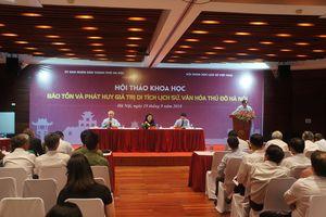 Còn hơn 50% di tích chưa được lập hồ sơ xếp hạng di tích ở Hà Nội