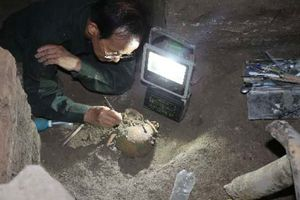 Phát hiện di cốt người cổ trong hang động núi lửa Krông Nô(Đắk Nông): Chuyện bây giờ mới tiết lộ...