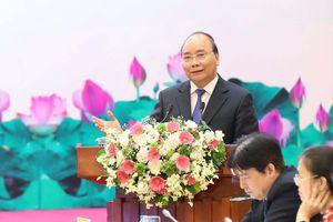 Thủ tướng Nguyễn Xuân Phúc: Phát huy lối sống 'mỗi người vì mọi người'