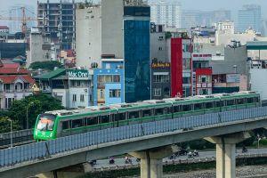 Chạy thử toàn tuyến đường sắt Cát Linh - Hà Đông: Vẫn phải chờ lời giải bài toán kết nối giao thông