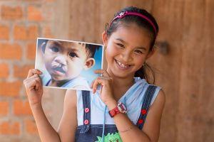 Cùng tạo nên nụ cười cho trẻ em kém may mắn