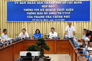Vụ Thủ Thiêm: UBND TPHCM nhận trách nhiệm trước Chính phủ