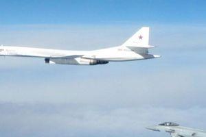 Anh, Pháp điều chiến đấu cơ chặn máy bay ném bom hạt nhân Nga