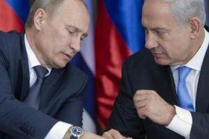 Il-20 bị bắn và 'viên thuốc đắng' khó nuốt Israel phải nhận từ Putin